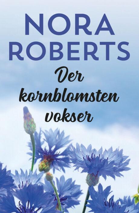 Harpercollins Nordic Der kornblomsten vokser