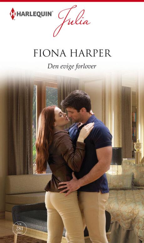 Harpercollins Nordic Den evige forlover - ebook