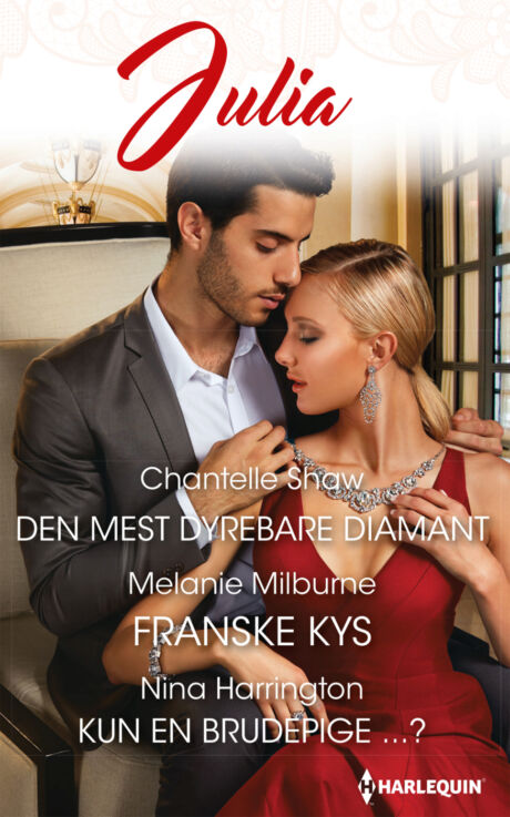 Harpercollins Nordic Den mest dyrebare diamant/Franske kys/Kun en brudepige ...? - ebook