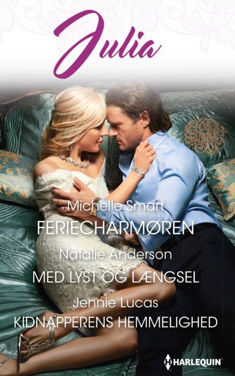 Harpercollins Nordic Feriecharmøren/Med lyst og længsel/Kidnapperens hemmelighed