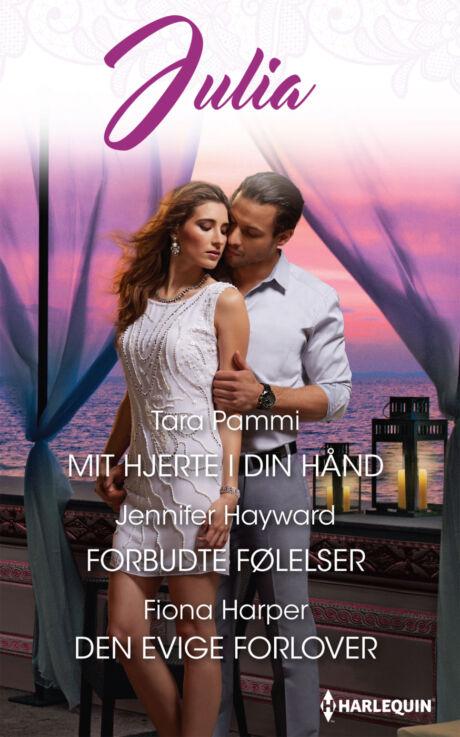 Harpercollins Nordic Mit hjerte i din hånd/Forbudte følelser/Den evige forlover