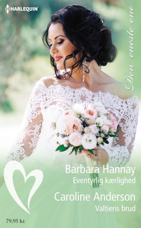 Harpercollins Nordic Eventyrlig kærlighed/Valtieris brud