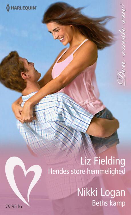 Harpercollins Nordic Hendes store hemmelighed /Beths kamp