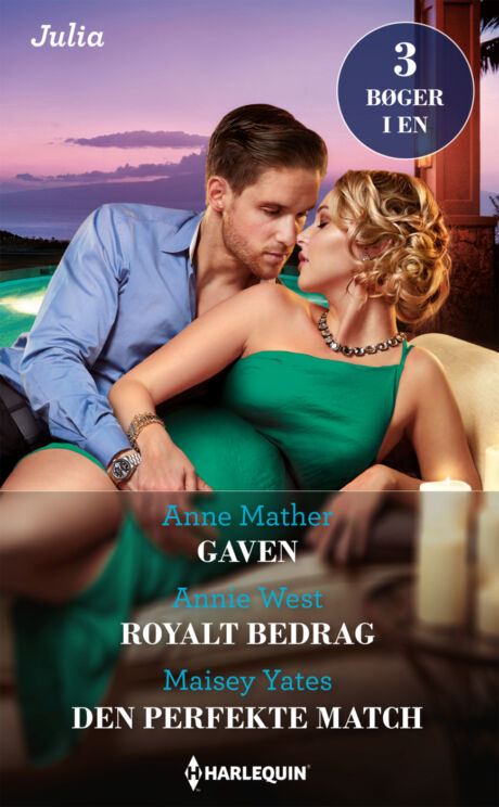 Harpercollins Nordic Gaven/Royalt bedrag/Den perfekte match