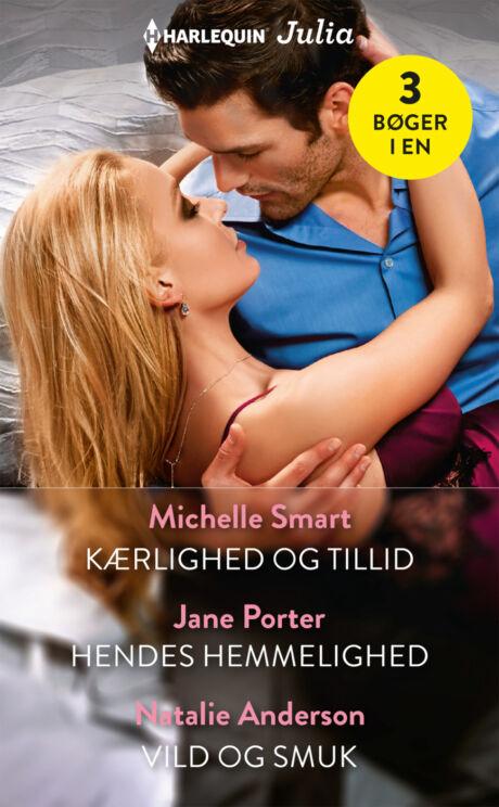 Harpercollins Nordic Kærlighed og tillid/Hendes hemmelighed/Vild og smuk