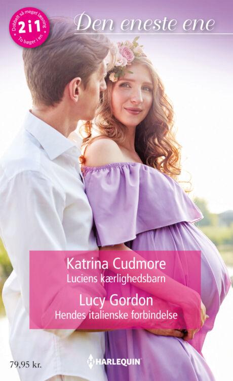 Harpercollins Nordic Luciens kærlighedsbarn/Hendes italienske forbindelse
