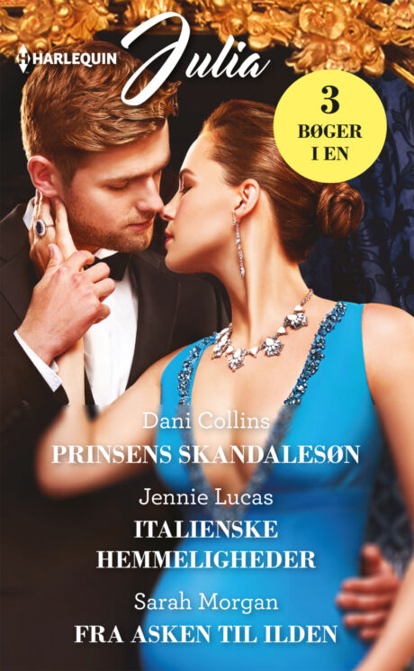 Harpercollins Nordic Prinsens skandalesøn/Italienske hemmeligheder/Fra asken til ilden