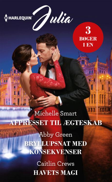 Harpercollins Nordic Afpresset til ægteskab/Bryllupsnat med konsekvenser/Havets magi