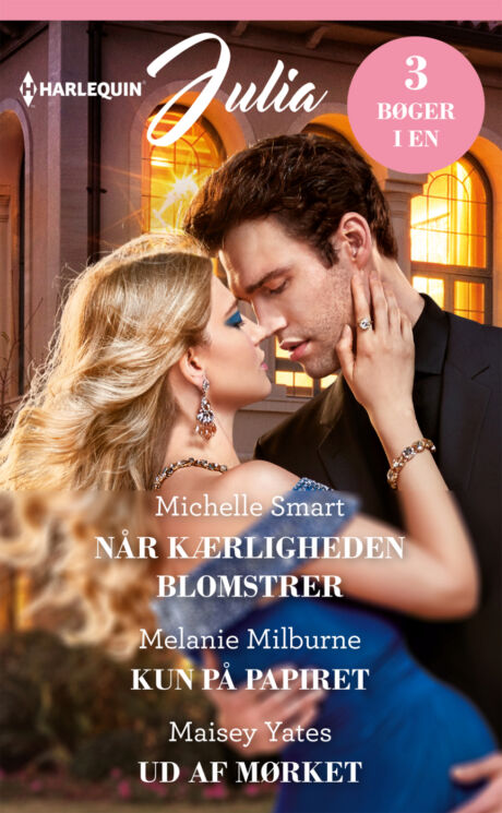Harpercollins Nordic Når kærligheden blomstrer/Kun på papiret/Ud af mørket