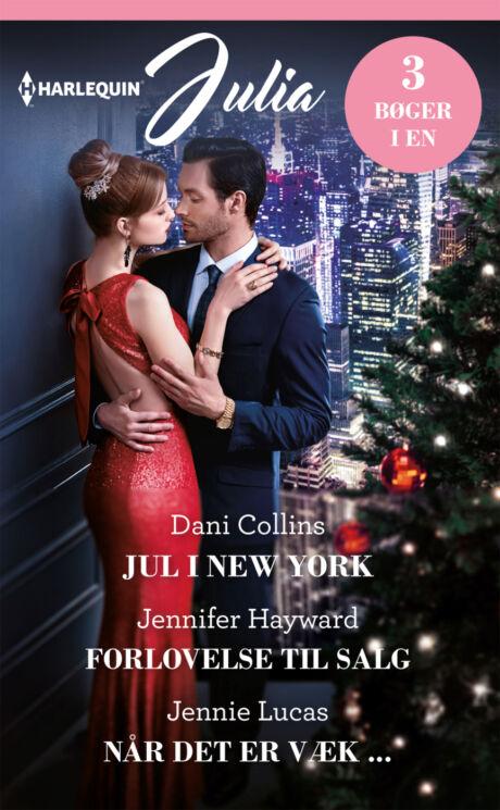 Harpercollins Nordic Jul i New York/Forlovelse til salg/Når det er væk ...
