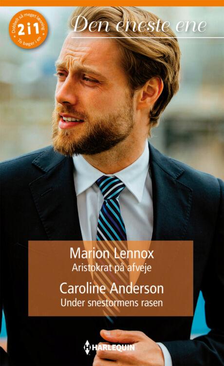 Harpercollins Nordic Aristokrat på afveje/Under snestormens rasen