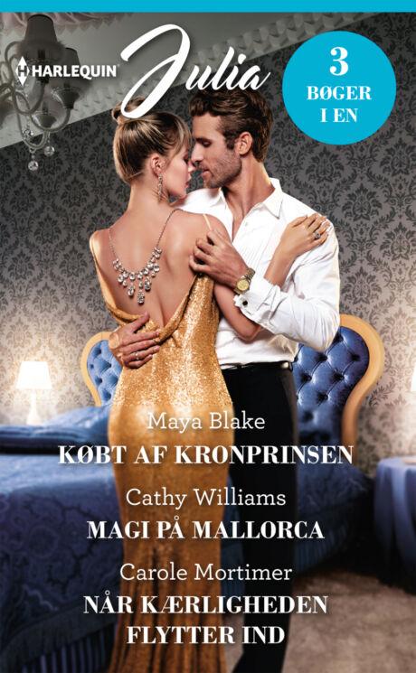Harpercollins Nordic Købt af kronprinsen/Magi på Mallorca/Når kærligheden flytter ind