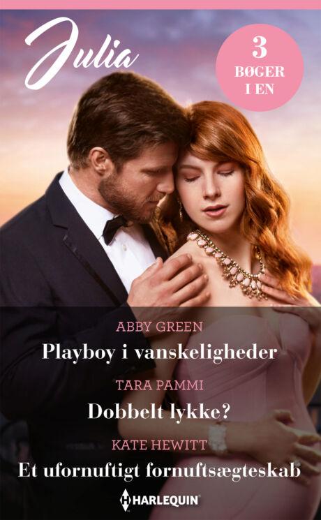 Harpercollins Nordic Playboy i vanskeligheder/Dobbelt lykke?/Et ufornuftigt fornuftsægteskab