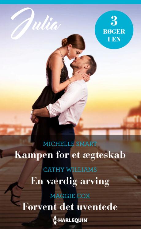Harpercollins Nordic Kampen for et ægteskab/En værdig arving/Forvent det uventede