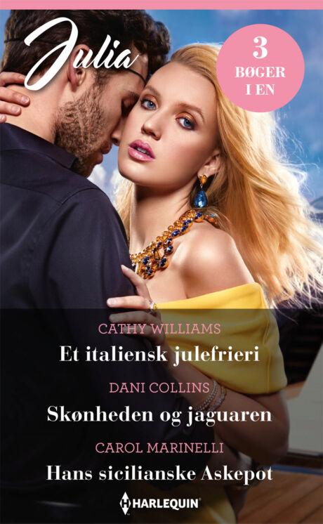 Harpercollins Nordic Et italiensk julefrieri/Skønheden og jaguaren/Hans sicilianske Askepot