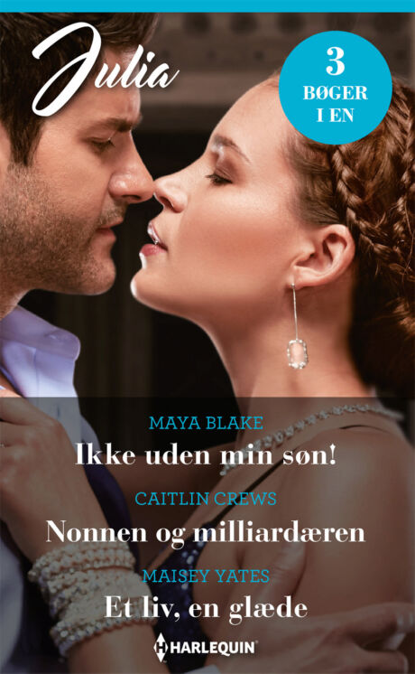 Harpercollins Nordic Ikke uden min søn!/Nonnen og milliardæren/Et liv, en glæde