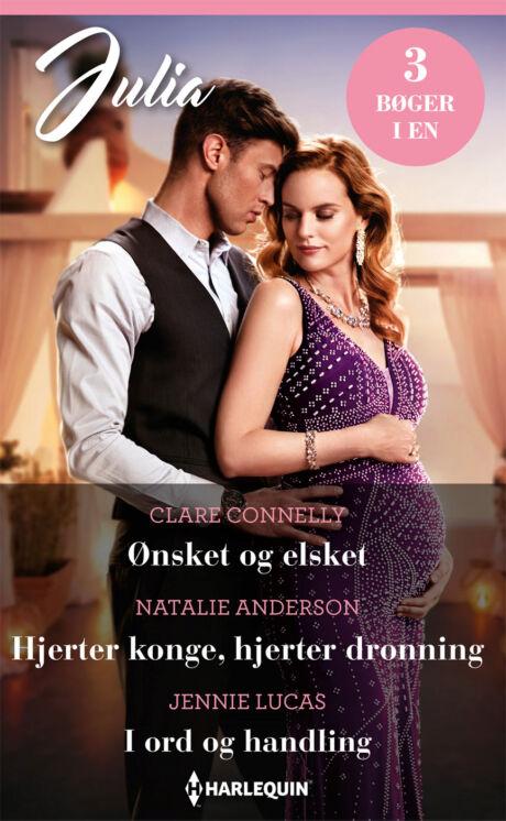 Harpercollins Nordic Ønsket og elsket/Hjerter konge, hjerter dronning/I ord og handling