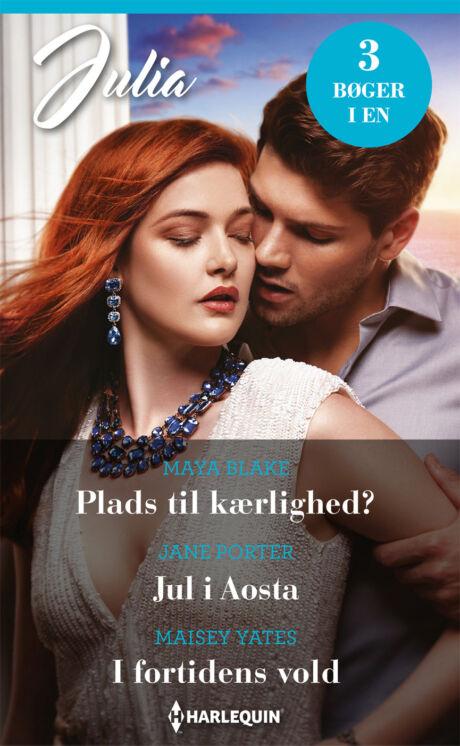 Harpercollins Nordic Plads til kærlighed?/Jul i Aosta/I fortidens vold