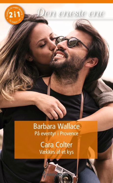Harpercollins Nordic På eventyr i Provence/Vækkes af et kys