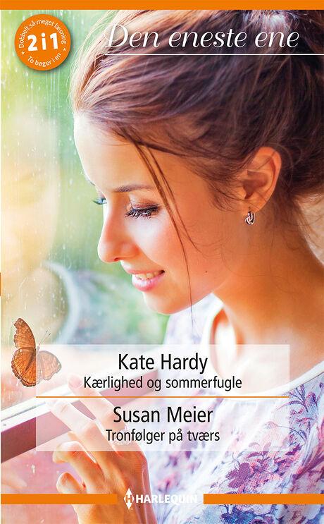 Harpercollins Nordic Kærlighed og sommerfugle/Tronfølger på tværs