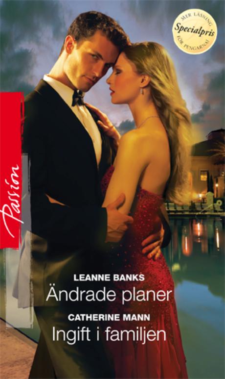 Harpercollins Nordic Ändrade planer/Ingift i familjen - ebook