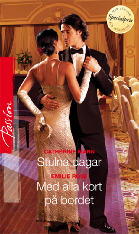 Harpercollins Nordic Stulna dagar/Med alla kort på bordet - ebook