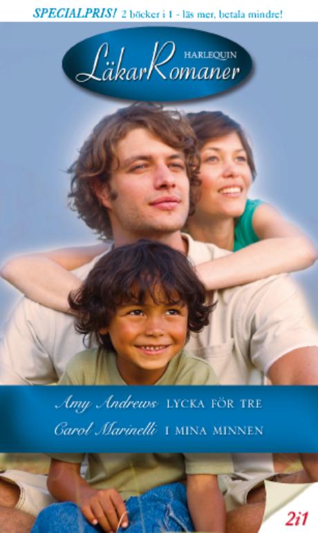 Harpercollins Nordic Lycka för tre/I mina minnen - ebook