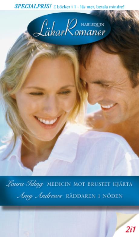Harpercollins Nordic Medicin mot brustet hjärta/Räddaren i nöden - ebook