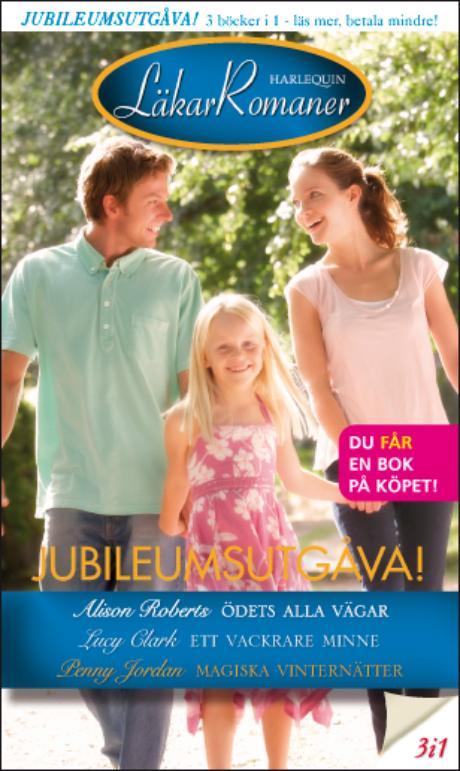 Harpercollins Nordic Ödets alla vägar/Ett vackrare minne/Magiska vinternätter - ebook