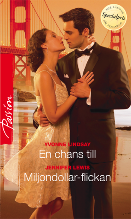 Harpercollins Nordic En chans till/Miljondollar-flickan - ebook