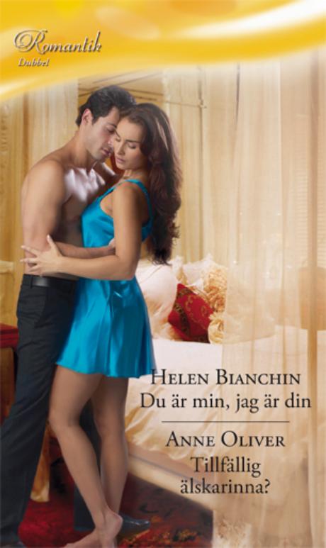Harpercollins Nordic Du är min, jag är din/Tillfällig älskarinna? - ebook