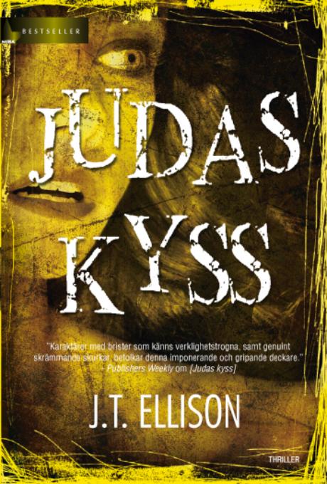Harpercollins Nordic Judas kyss - ebook