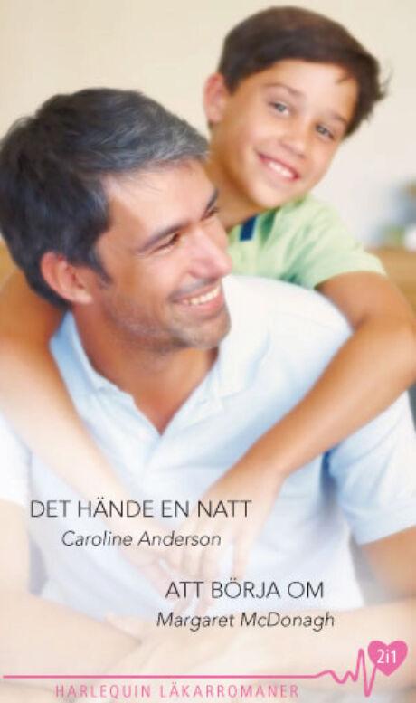 Harpercollins Nordic Det hände en natt/Att börja om - ebook
