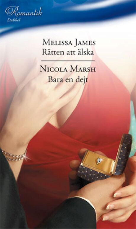 Harpercollins Nordic Rätten att älska/Bara en dejt - ebook