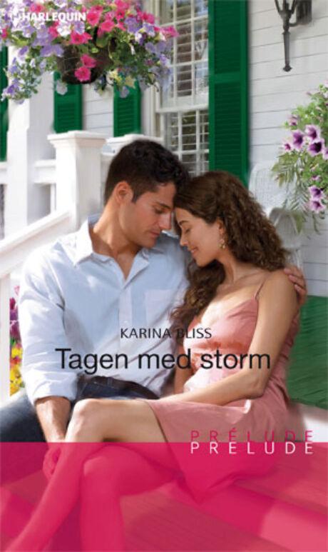 Harpercollins Nordic Tagen med storm - ebook