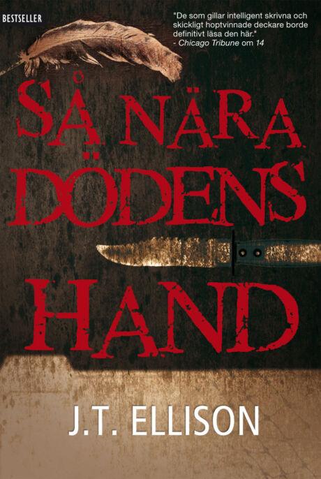 Harpercollins Nordic Så nära dödens hand - ebook