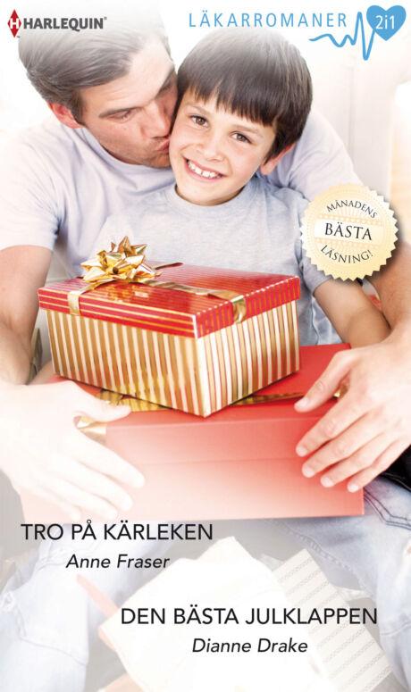 Harpercollins Nordic Tro på kärleken/Den bästa julklappen  - ebook