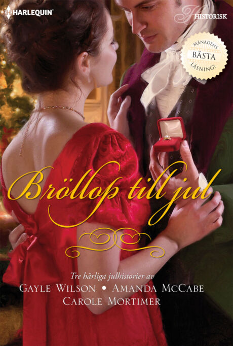 Harpercollins Nordic Regency Christmas Proposal - ebook