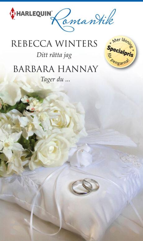 Harpercollins Nordic Ditt rätta jag/Tager du ... - ebook