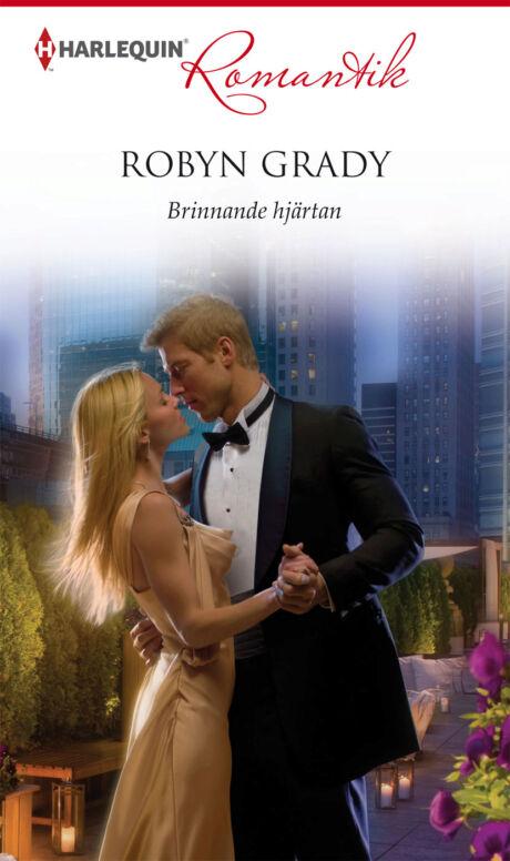 Harpercollins Nordic Brinnande hjärtan - ebook