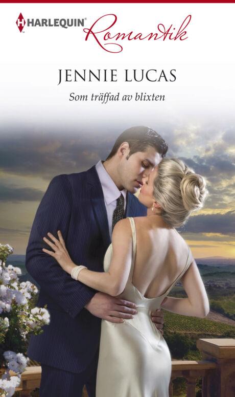 Harpercollins Nordic Som träffad av blixten - ebook