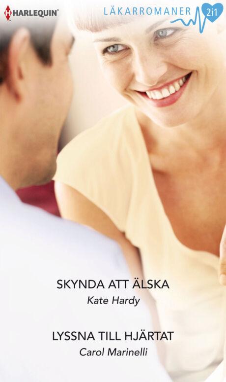 Harpercollins Nordic Skynda att älska /Lyssna till hjärtat - ebook