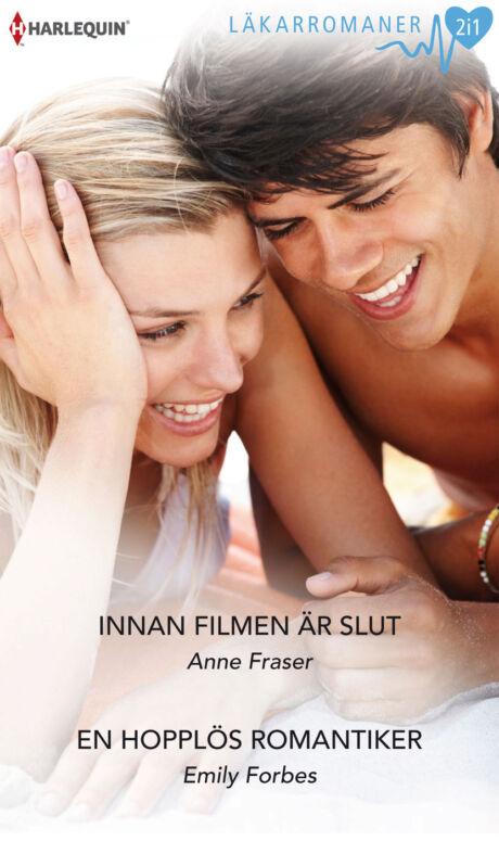 Harpercollins Nordic Innan filmen är slut/En hopplös romantiker - ebook