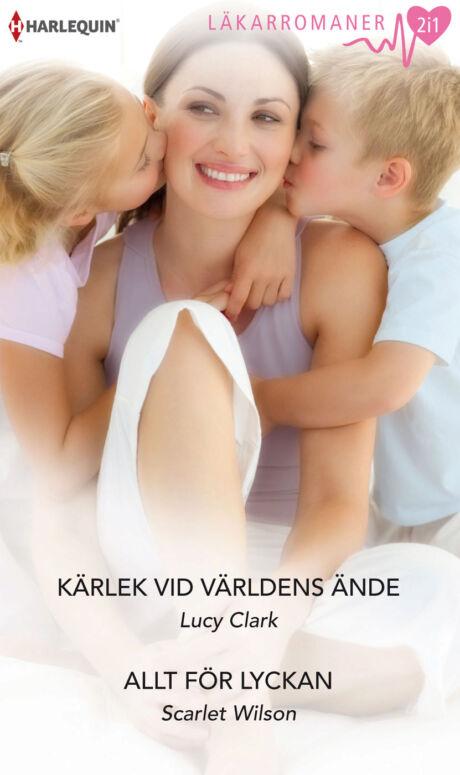 Harpercollins Nordic Kärlek vid världens ände/Allt för lyckan - ebook