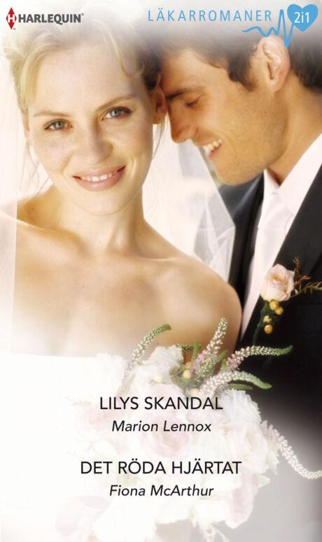 Harpercollins Nordic Lilys skandal/Det röda hjärtat - ebook