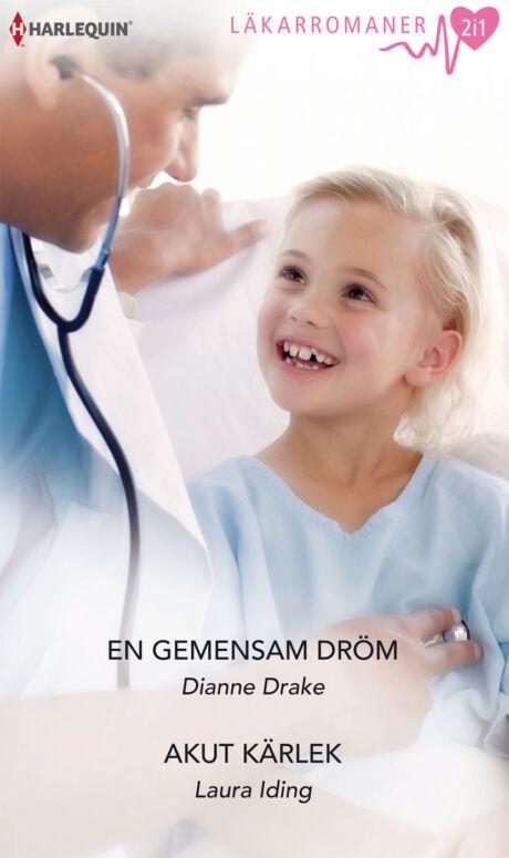 Harpercollins Nordic En gemensam dröm/Akut kärlek - ebook