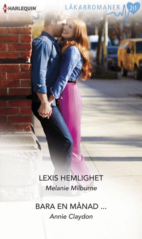 Harpercollins Nordic Lexis hemlighet/Bara en månad ... - ebook