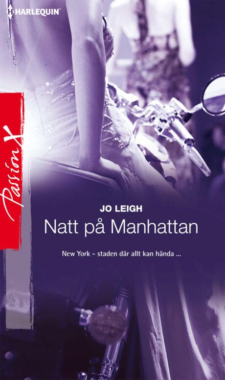 Harpercollins Nordic Natt på Manhattan - ebook