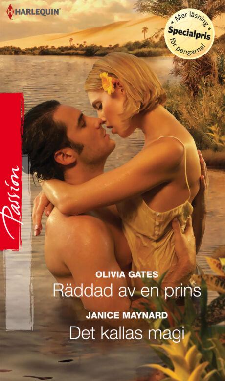 Harpercollins Nordic Räddad av en prins/Det kallas magi - ebook