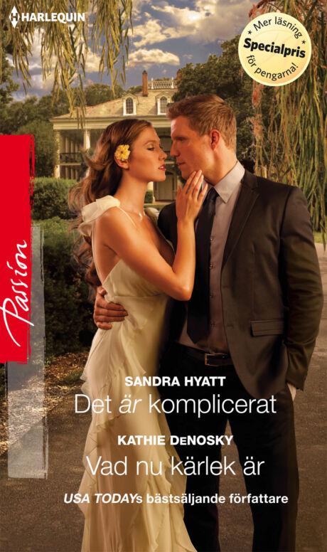 Harpercollins Nordic Det är komplicerat/Vad nu kärlek är - ebook
